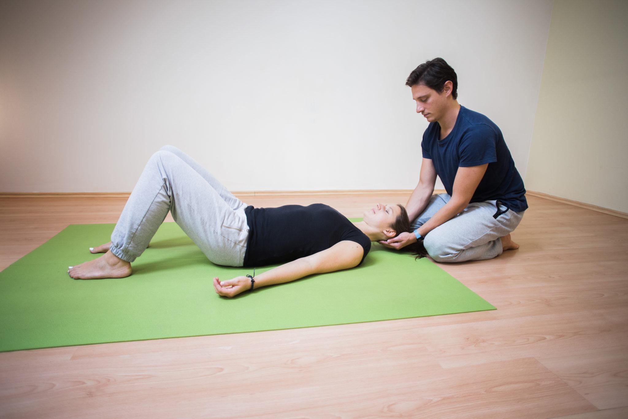 Tension Trauma Releasing Exercises